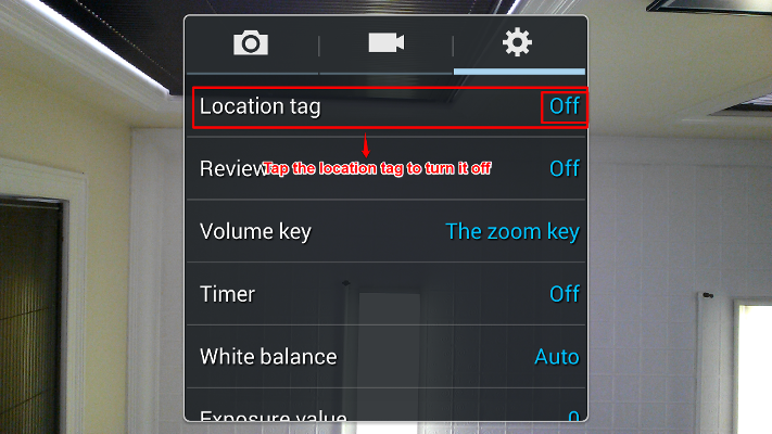 how to turn tag buddy off
