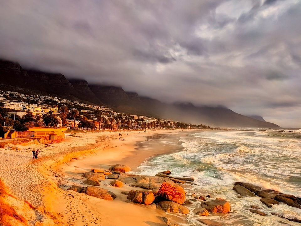 Cape Town is moody in winter, with a distinct atmosphere that lends itself to cozy days spent next to a fireplace.
