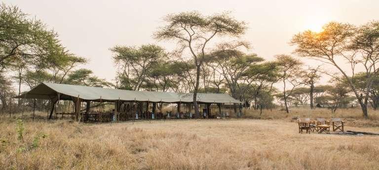 Nomad Serengeti Safari Camp Exterior view, Serengeti NP, Tanzania