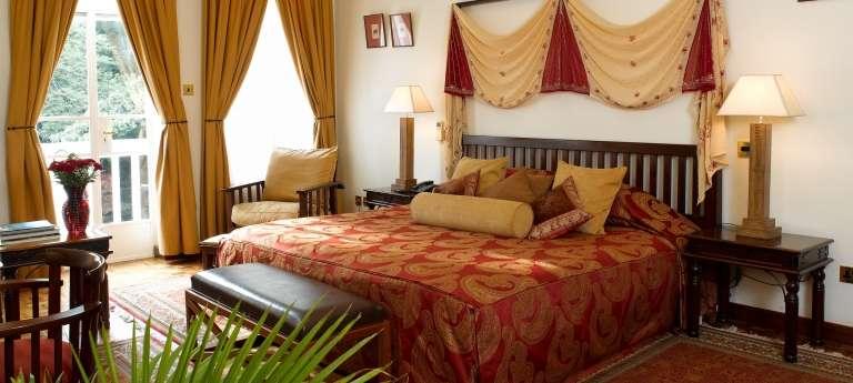 House of Waine Makan Bedroom in Kenya