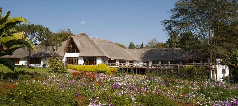 Ngorongoro Farm House Exterior, Ngorongoro Conservation Area, Tanzania