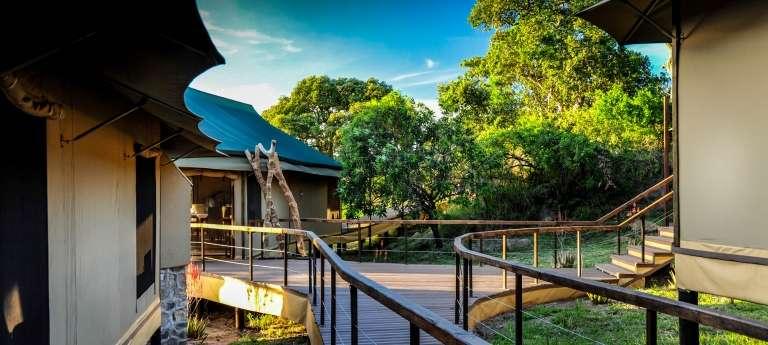 Lemala Kuria Hills Lodge in Serengeti National Park, Tanzania