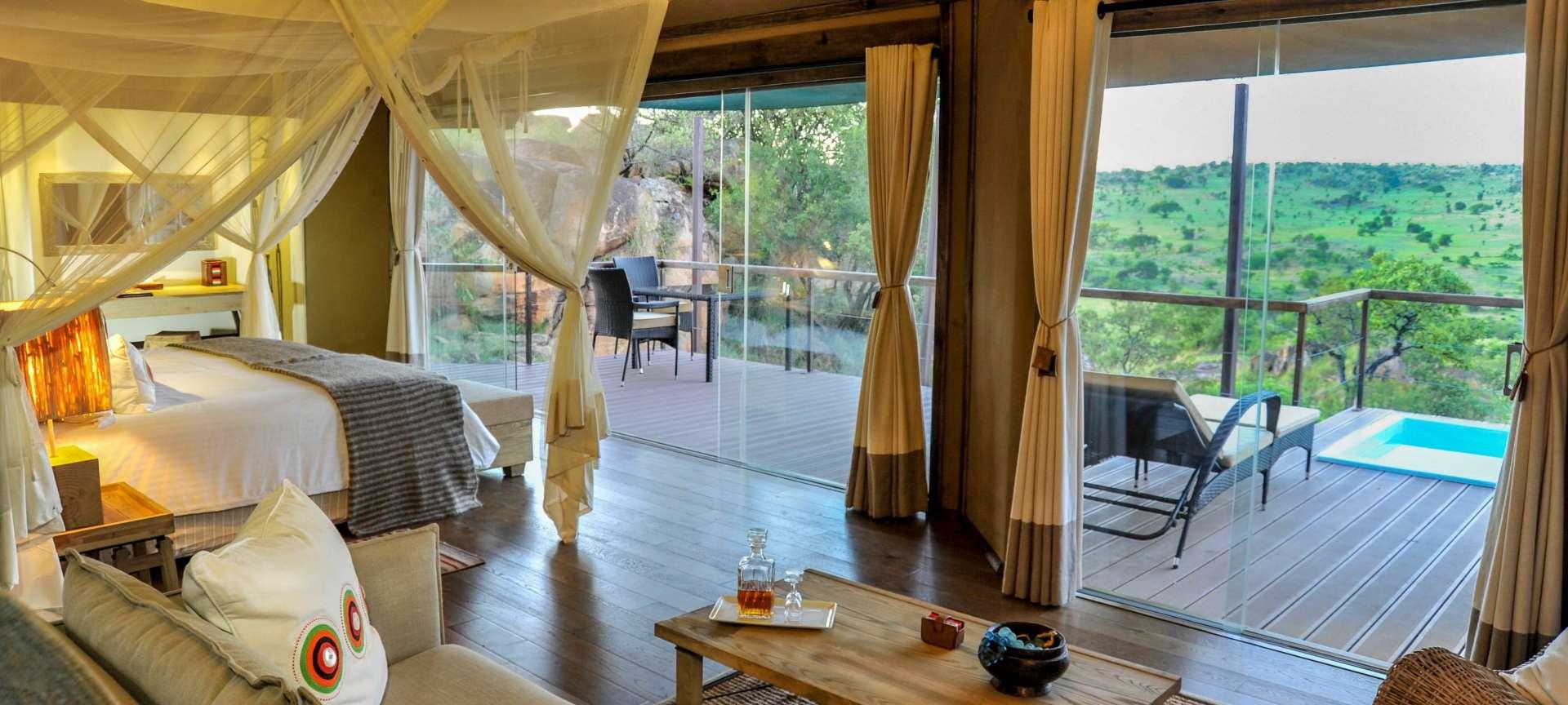 Luxury Safaris in Tanzania