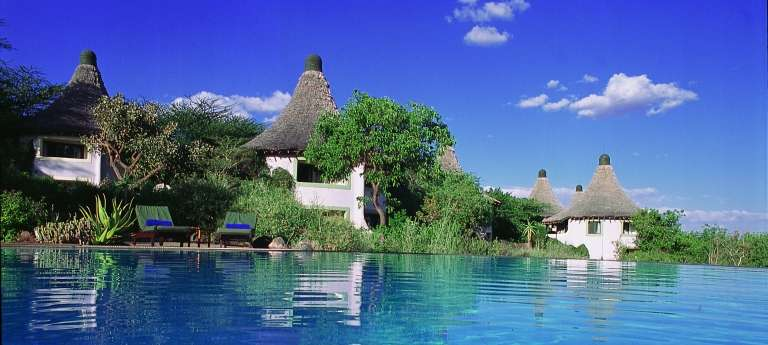 Lake Manyara Serena Exterior in Lake Manyara