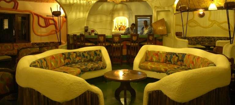 Lake Manyara Serena Lounge in Tanzania