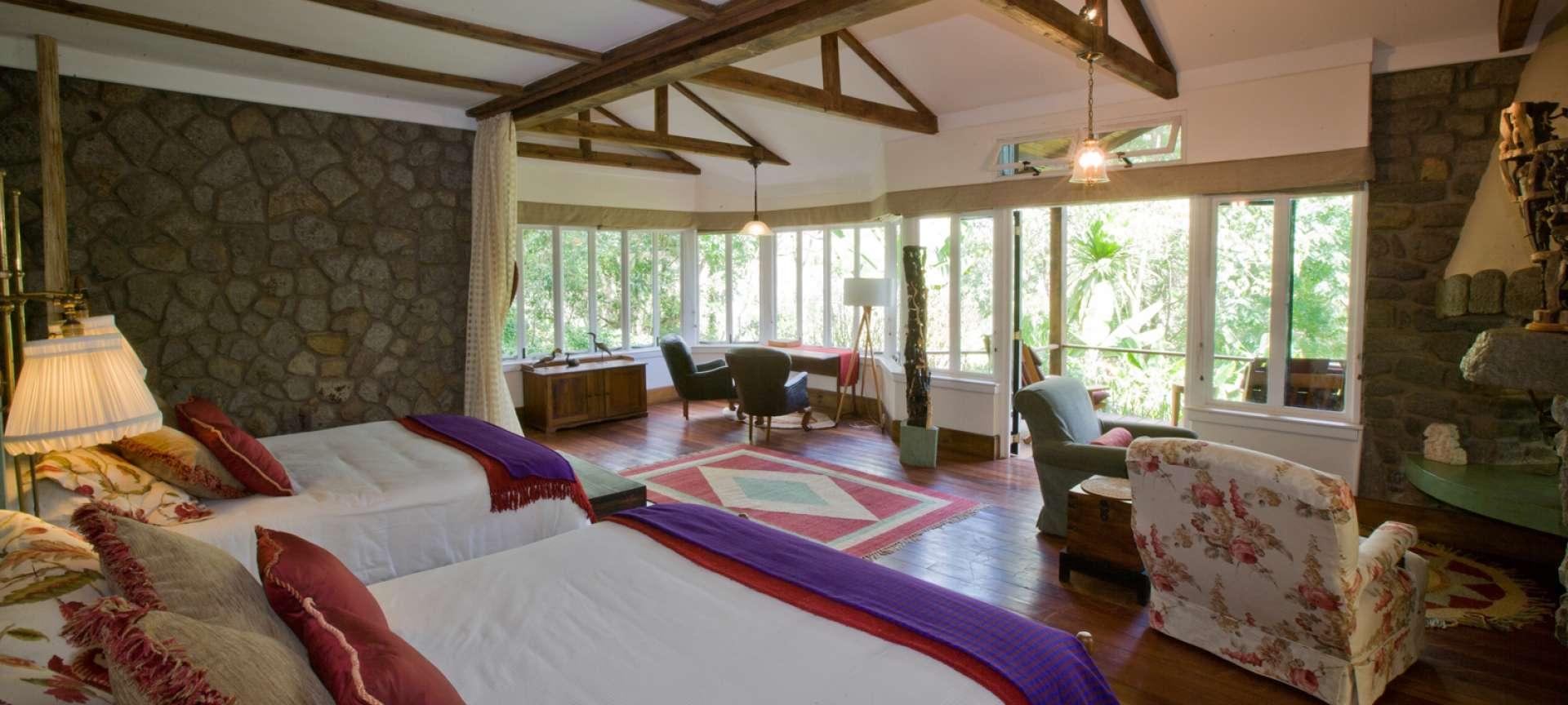 Gibbs Farm Ngorongoro Conservation Area Tanzania