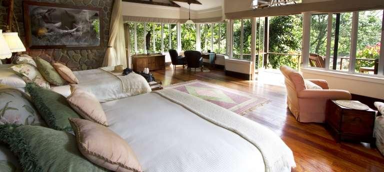 Gibbs Farm Bedroom in Ngorongoro Conservation Area, Tanzania