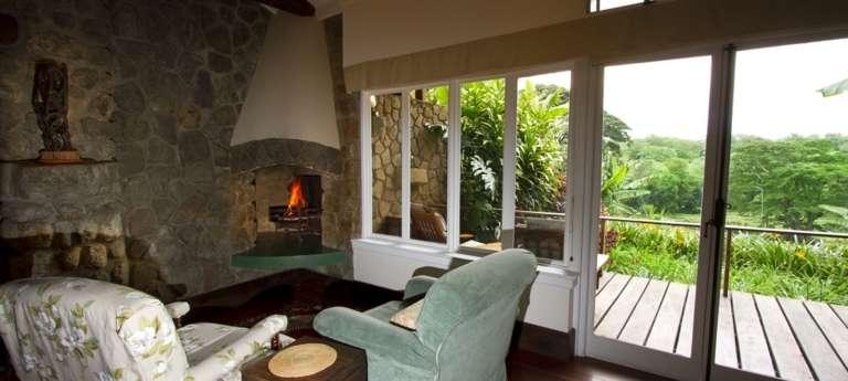 Gibbs Farm Fireplace, Tanzania