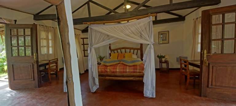 Rivertrees  Standard garden room, Accomodation, Tanzania