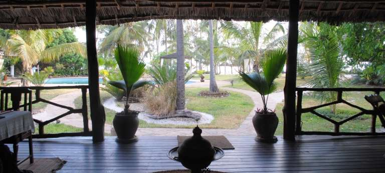 Tropical African Island Holiday (11 days)