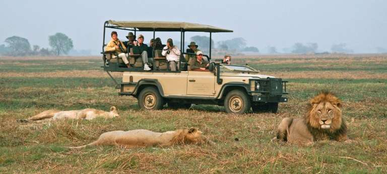 Grand Zambia Wildlife Safari (9 days)