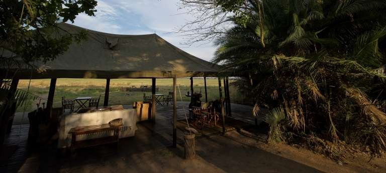 Busanga Bush Camp, Kafue National Park in Zambia
