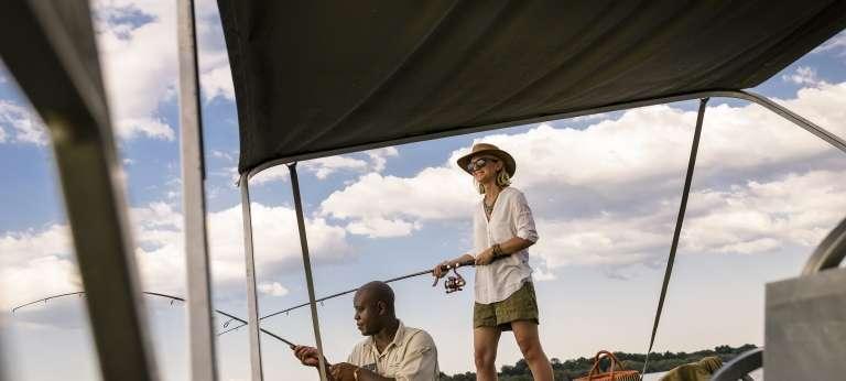 Sanctuary Sussi & Chuma, Mosi-oa Tunya, Zambia - African Wildlife Safaris