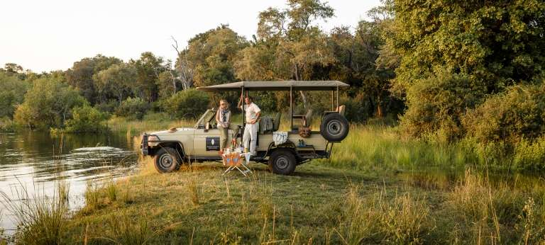 Quick and affordable Victoria Falls & Chobe experience