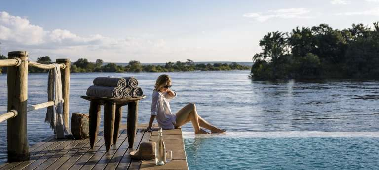 Victoria Falls, Okavango Delta and Chobe Safari (7 days)