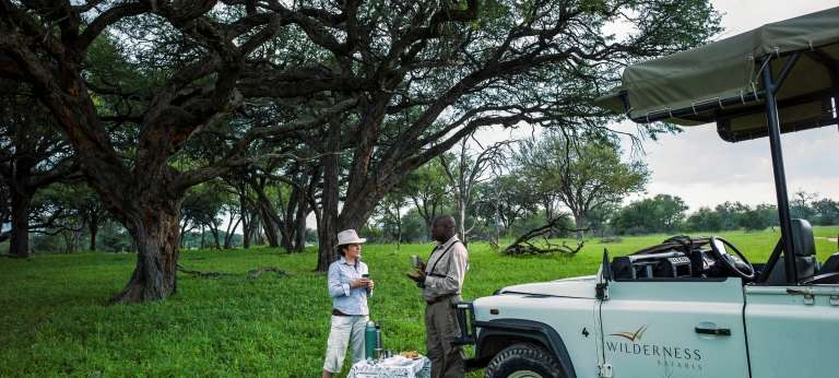 Little Makalolo Camp Wilderness Safari in Zimbabwe