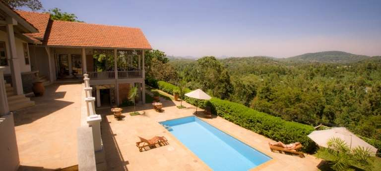 Machweo Wellness Retreat  Pool in Arusha, Tanzania