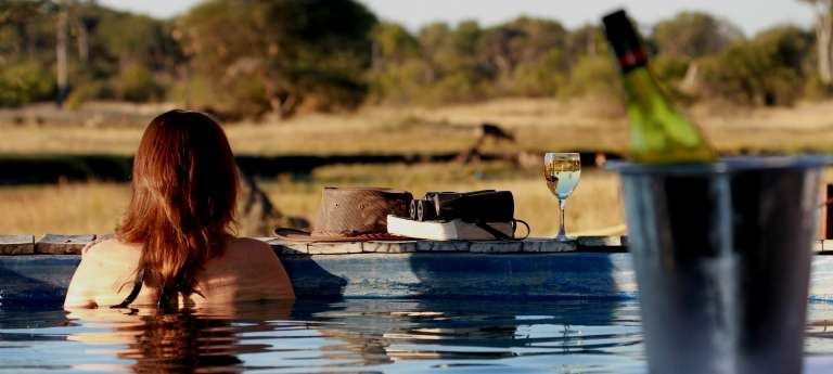 Victoria Falls, Matusadona and Hwange water and wildlife safari