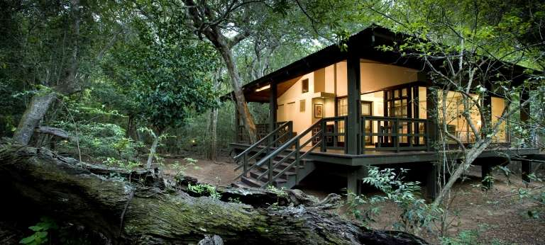 Phinda Forest Lodge Exterior, Phinda Game Reserve, South Africa