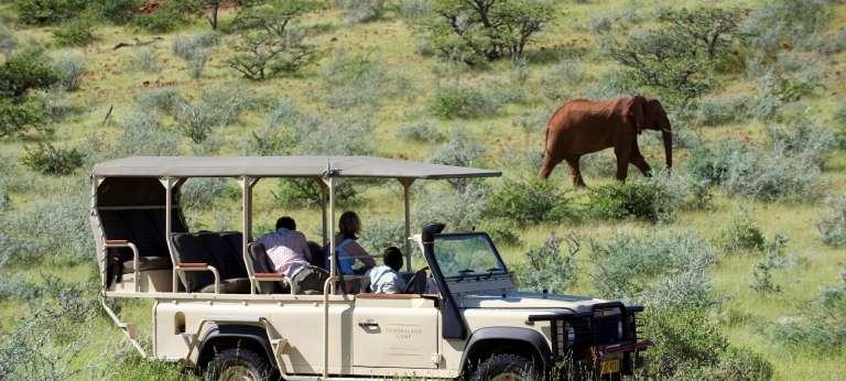 Damaraland Camp Safari in Damaraland