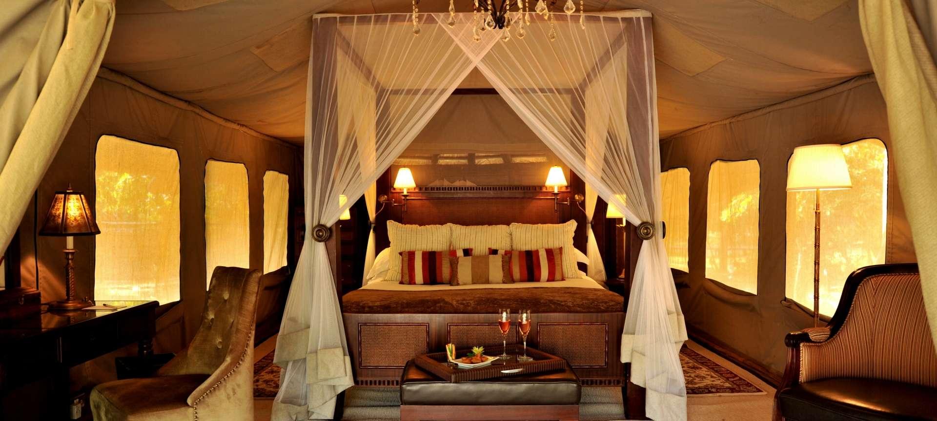 Selous Serena Camp Discover Africa Safaris