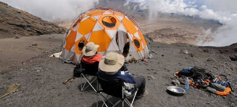 Kilimanjaro Camps - African Wildlife Safaris