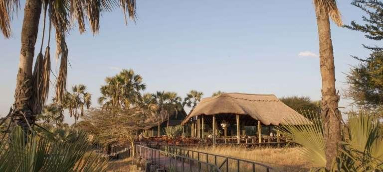 Maramboi Tented Camp Exterior in Tarangire, Tanzania