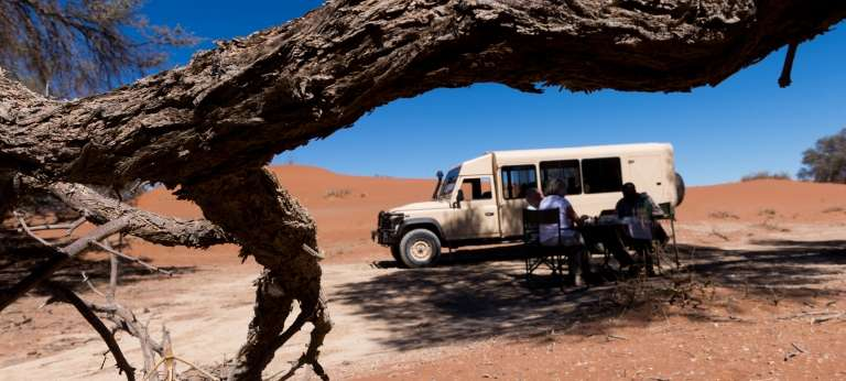 Luxury Namibia: Sossusvlei, Damaraland and Kunene (SA 7 days)
