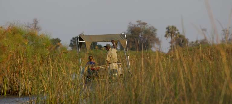 Popular Botswana Safari Through the Delta (5 days)