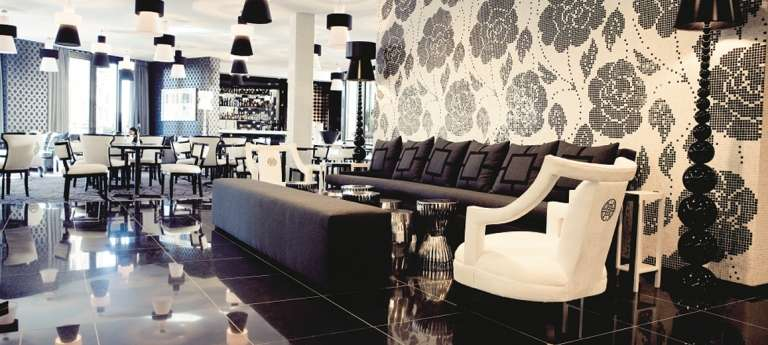 Guest Area at Davinci Hotel and Suites on Nelson Mandela Square in Sandton