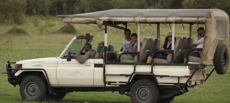 Serengeti Bushtops Camp, Serengeti, Tanzania - African Wildlife Safaris