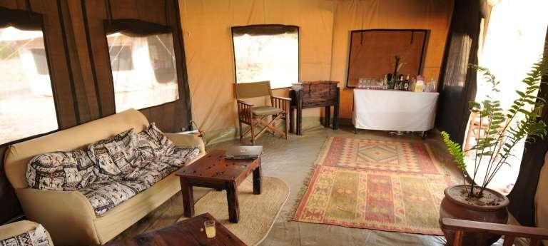 Kirurumu Ngorongoro Camp, Ngorongoro Highlands, Tanzania