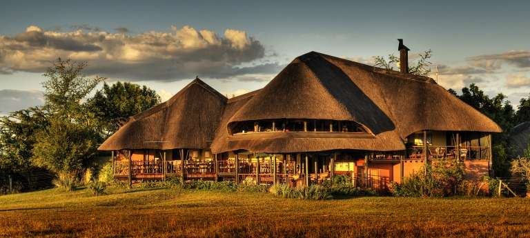 Chobe Savanna Lodge, Caprivi Strip, Namibia, Accomodation