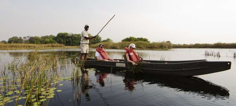 Popular Botswana Safari Through the Delta