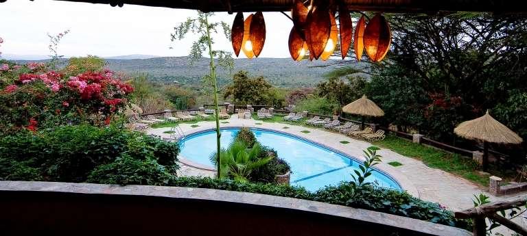 Masai Mara Sopa Lodge - African Wildlife Safaris
