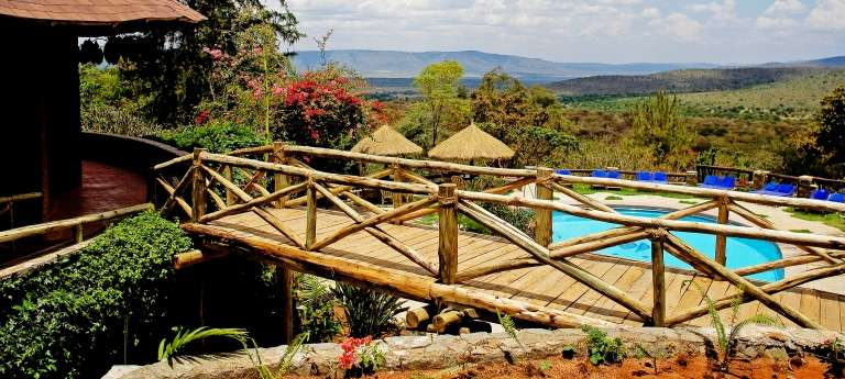 Kenya Bush and Beach Family Safari Itinerary (12 days)
