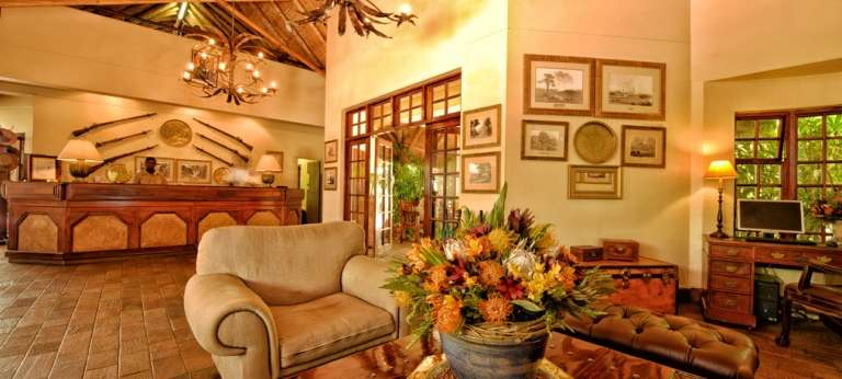 Ilala Lodge - African Wildlife Safaris