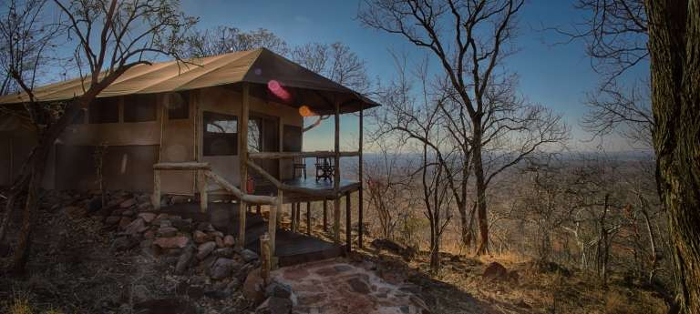Ghoha Hills Savuti Lodge - Africa Wildlife Safaris