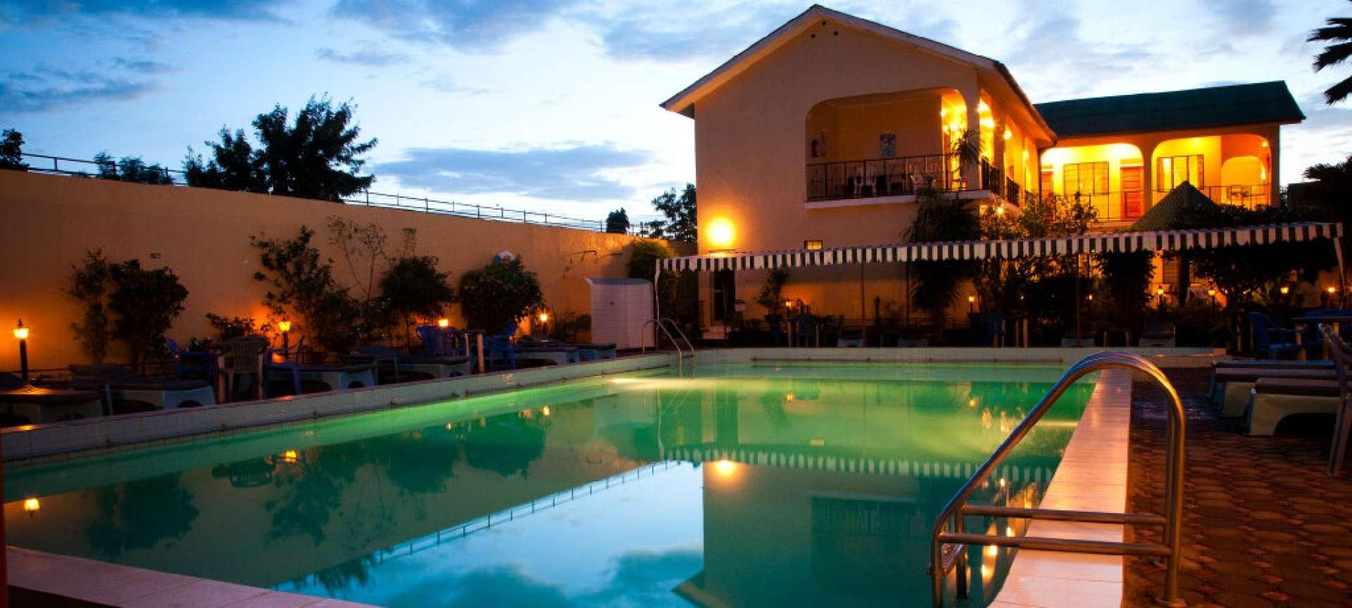 Springlands Hotel Discover Africa Safaris