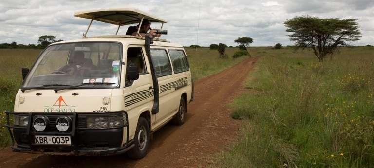 Masai Mara Safari Adventure (6 days)