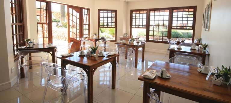 Dining Area at Harbour House Hotel in Hermanus