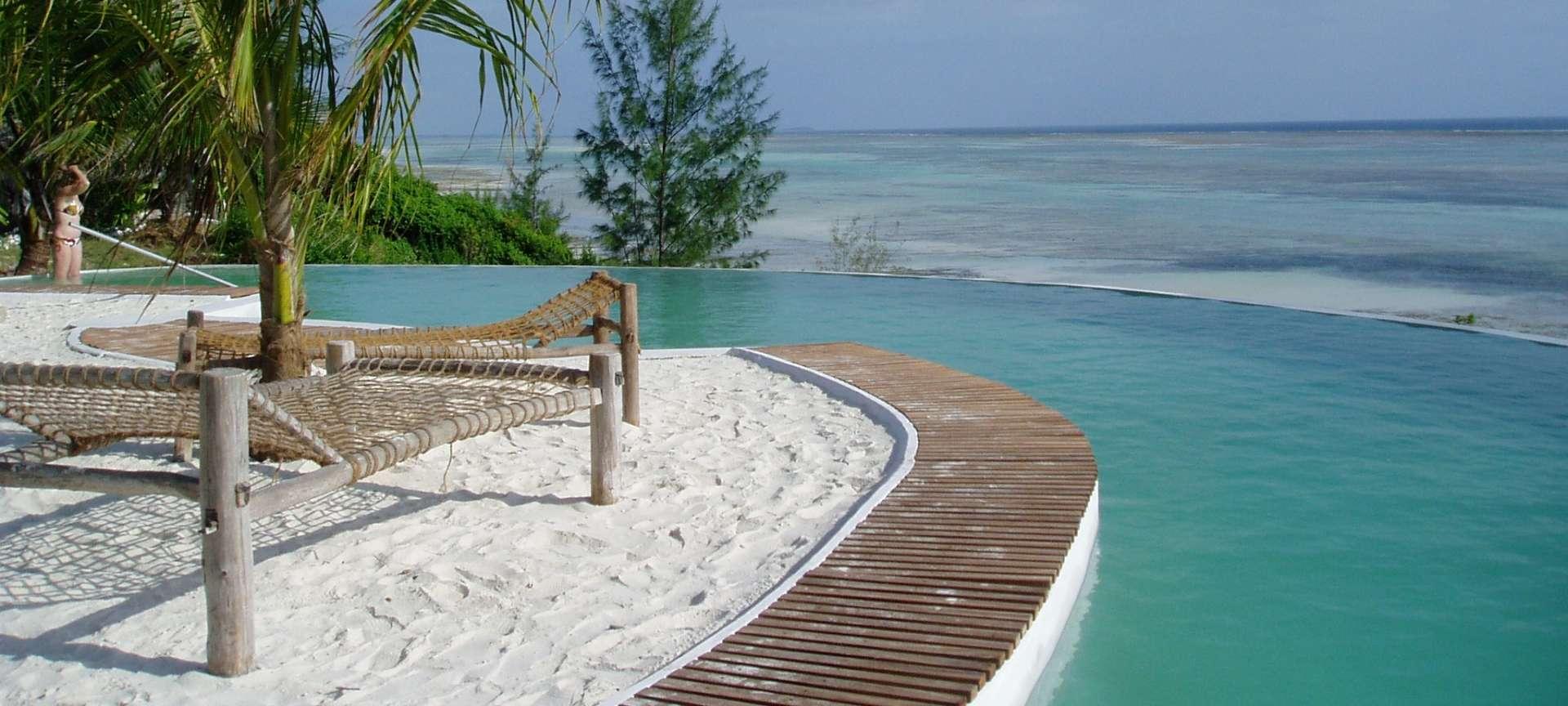 Shooting Star Lodge is the epitome of Zanzibar luxury