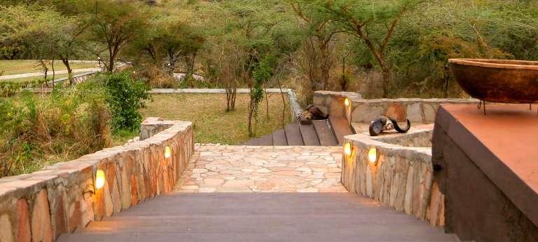 Garden View Buffalo Luxury Camp, Tanzania