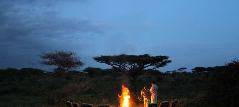 Camp Zebra, Serengeti National Park, Tanzania - African Wildlife Safaris