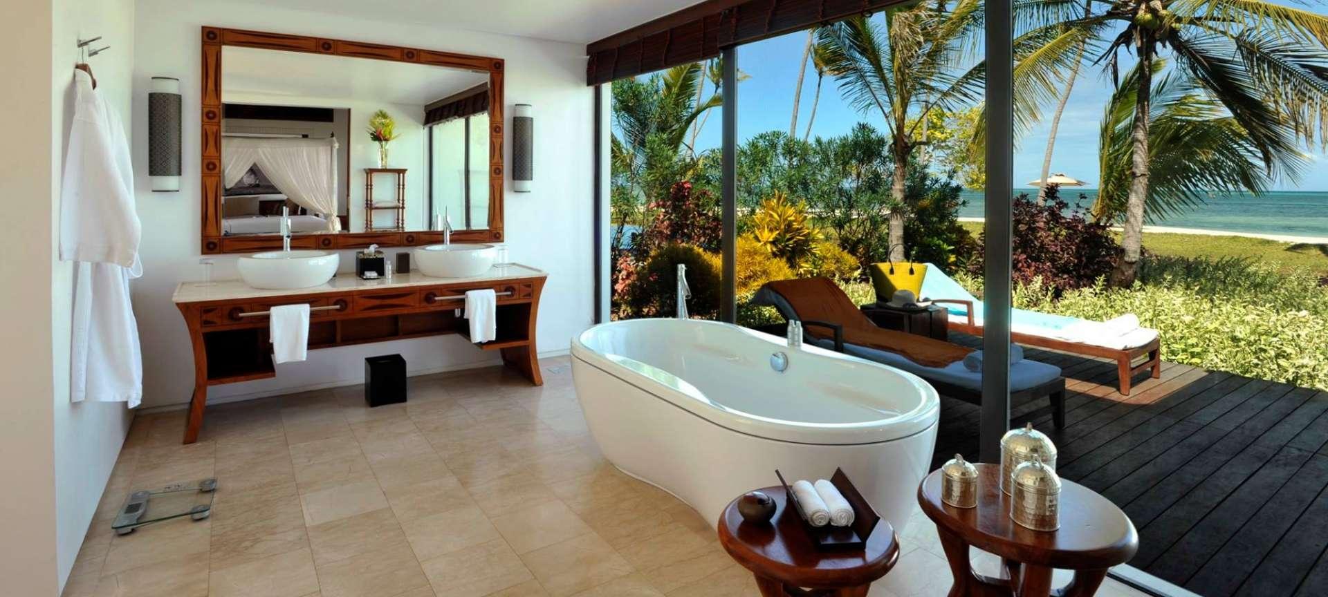 The Residence in Zanzibar is a luxurious 32 ha estate