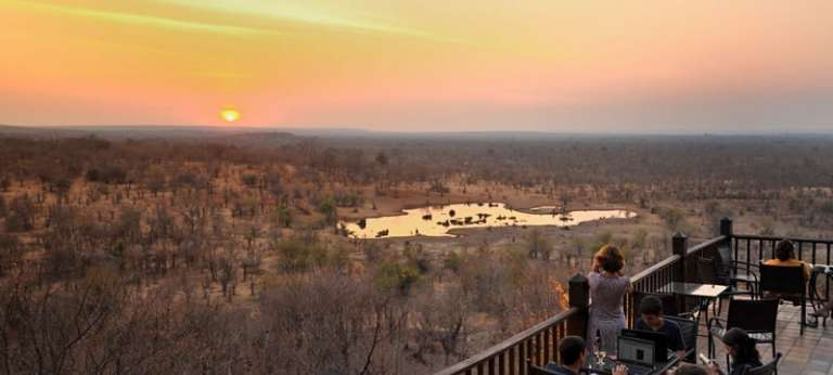 Botswana and Zimbabwe's World Wonders (7 days)