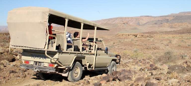 South Africa and Namibia Classic 4x4 Self Drive Adventure