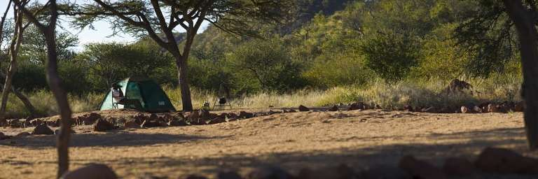 Northern Namibia Camping Road Trip (15 days)
