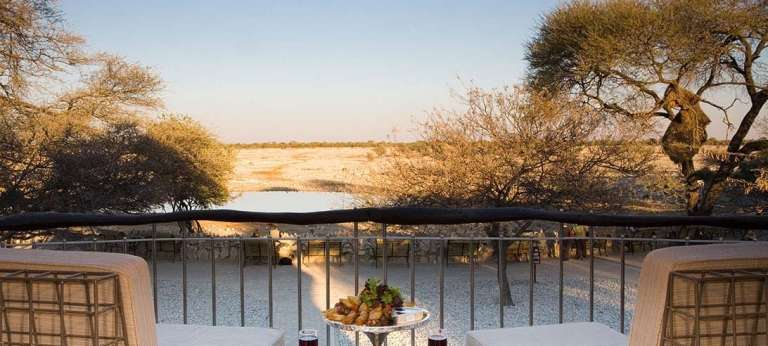 Okaukuejo Rest Camp - African Wildlife Safaris