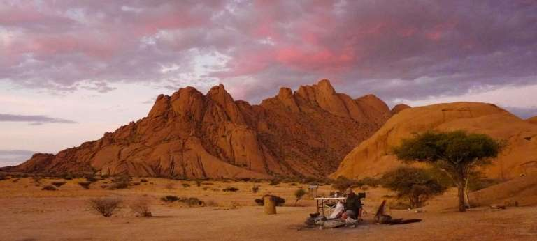 Northern Namibia Camping Road Trip (15 days)